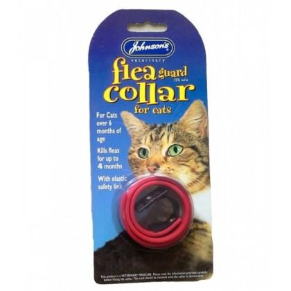 Johnson's Cat Flea & Tick Collar (CFC)
