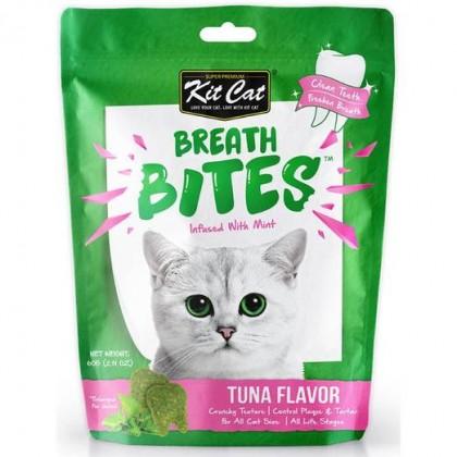 KIT CAT Breath Bites  - Tuna 60g [KCB-7090]