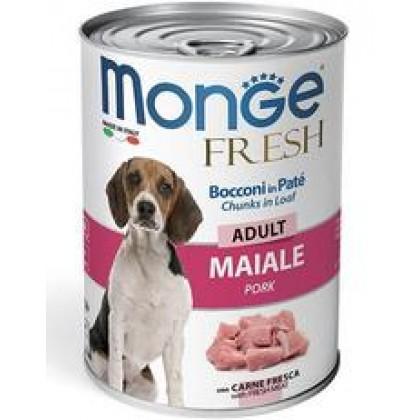 Monge Pork (adult) 400g (MF14465)