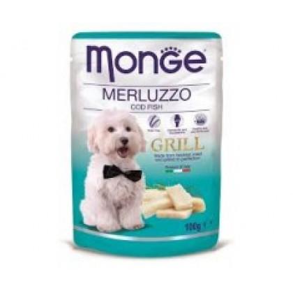 Monge Grill Cod Fish 100g [MG13130]
