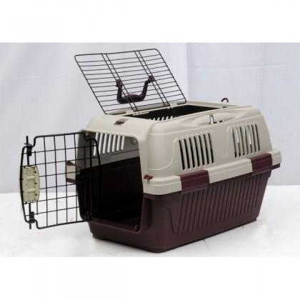 Pet Carrier with Top Open 63 x 41 x 40cm (CD4-2)