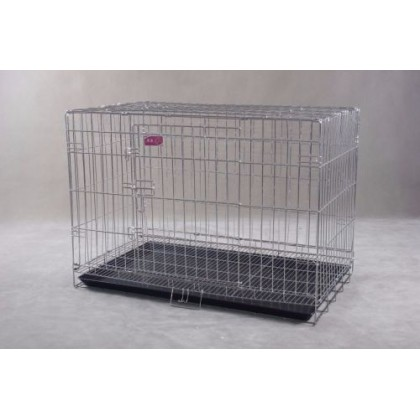 """Stainless Steel Pet Cage 30.5"""" (SC103)"""