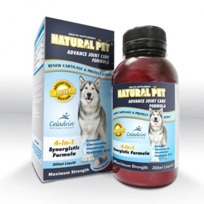 Natural Pet Advance Joint Care 300ML (NP003618)