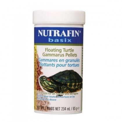 Nutrafin Basix Turtle Pellet 85g