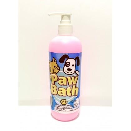 Paw Bath Pet Shampoo 520ml