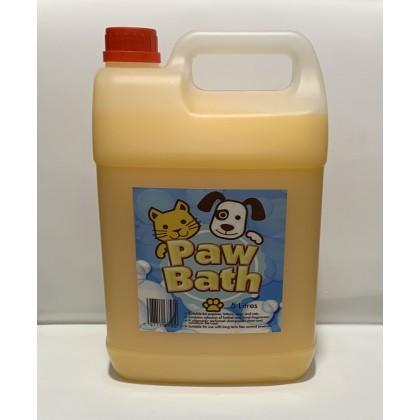 Paw Bath Pet Shampoo 5L