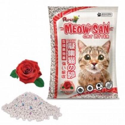 PEPETS Meow San Cat Litter Rose 10L [CA-331]