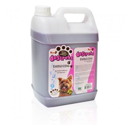 Pepets Destress Dog Shampoo Energyzing 4Litter (DA-1728)