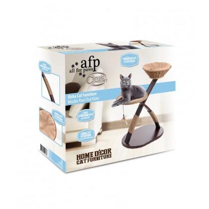 AFP2176 Classic Comfort Kisha Double Cat Perch