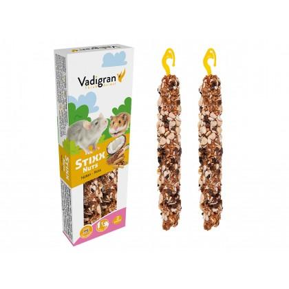 VADIGRAN Hamster & Gerbil Nuts 115g/2pcs [HA-442]