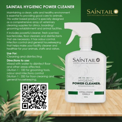 Saintail Hygiene Power Cleaner 500ml
