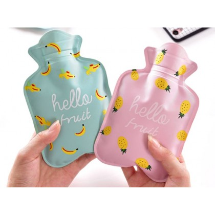 Cute Small Hot Water Bottle Bag  17cm x 11 cm Cup [211603]