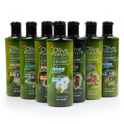 Olive Essence Pet Shampoo Anti-Bacterial Shampoo 450ml