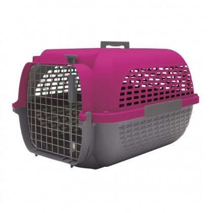 Dog It Pet Voyageur #100 Fuchsia Small 48.3L x 32.6W x 28H cm [76609]