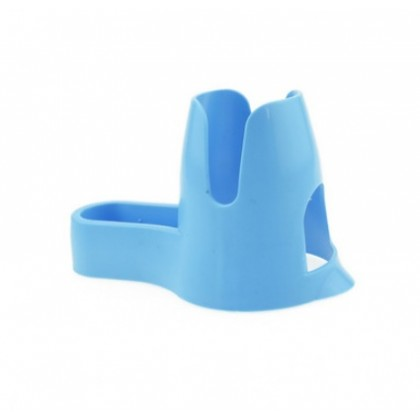 Hamster Water bottle stand with bowl and hideout [2010104]