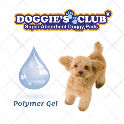 Doggie's Club Training Pad M 45cm x 60cm 50's [DC559525]